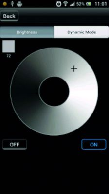 24 V WiFi RGB Led trafo/kleur/dim-controller Hera