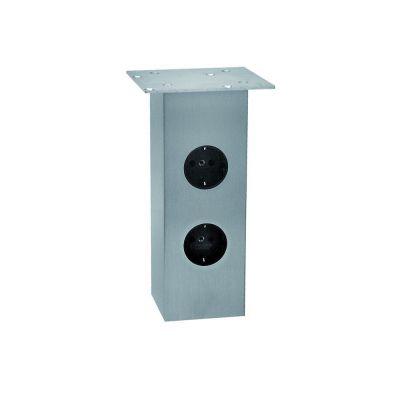 Bladsteun Jumbo - Met dubbel stopcontact