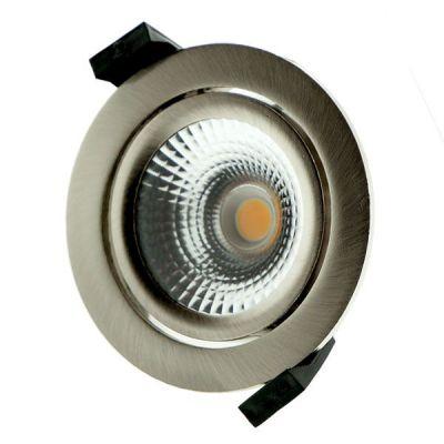 LED Inbouwspot Star 2700K RVS