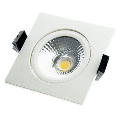 LED inbouwspot Star Square Wit DIM TO WARM