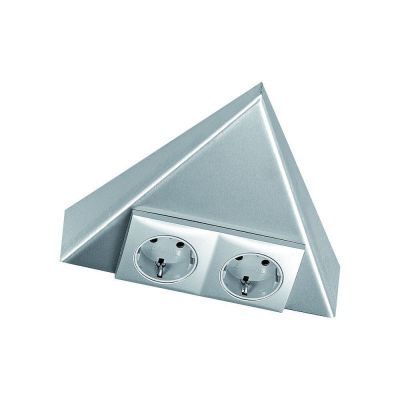 Triangle 2ST Stopcontact
